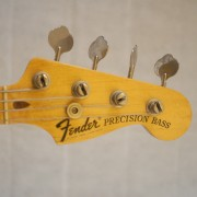 Fender Precision Bass 1975 Natural Maple Neck 03