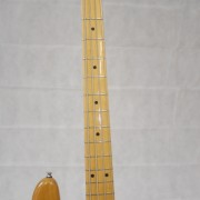 Fender Precision Bass 1975 Natural Maple Neck 04