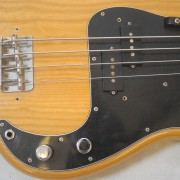 Fender Precision Bass 1975 Natural Maple Neck 10