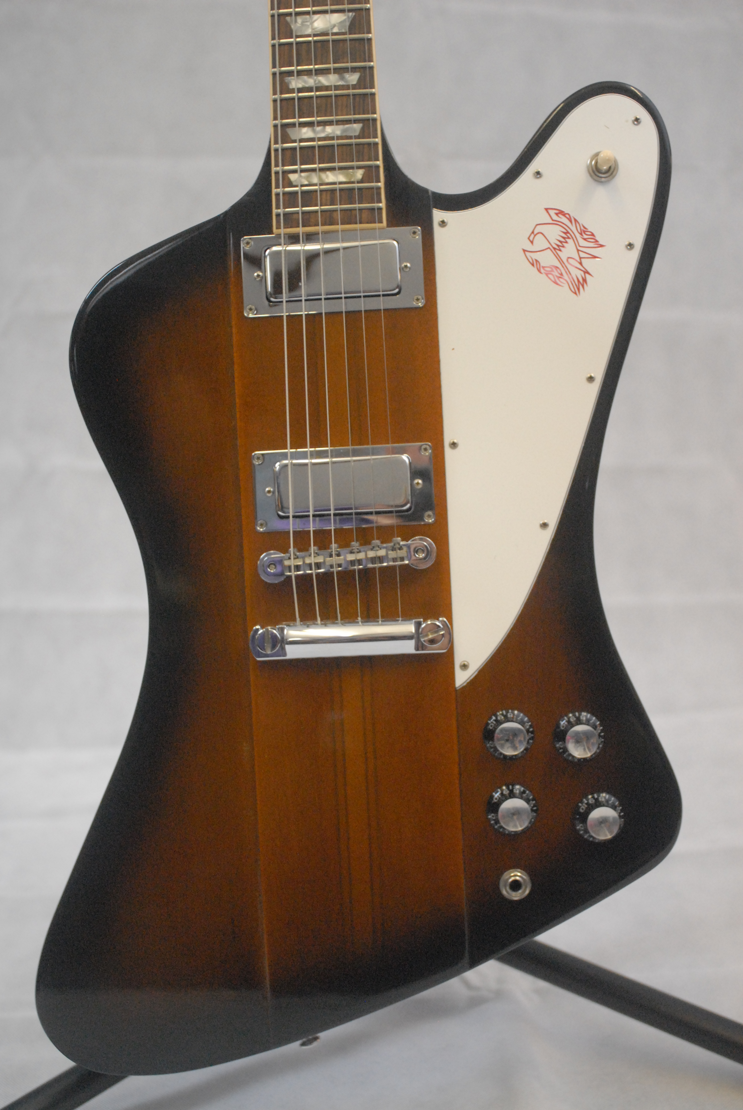 Gibson Guitars For Sale >> 2001 Gibson Firebird V Reverse Finished in Vintage ...