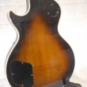 Gibson Les Paul Custom 1978 Tobacco Sunburst 07