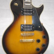 Gibson Les Paul Custom 1978 Tobacco Sunburst 12