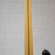 Fender Jazz Bass 1977 Black Maple Neck 07