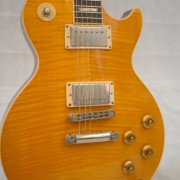 Gibson Les Paul Standard 2005 Tiger Top 02