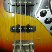 Fender Jazz Bass 1977 Sunburst Roosewood Neck 11